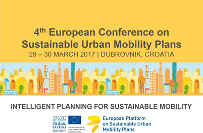 SUITS in the 4th European Conference on Sustainable Urban Mobility Plans
