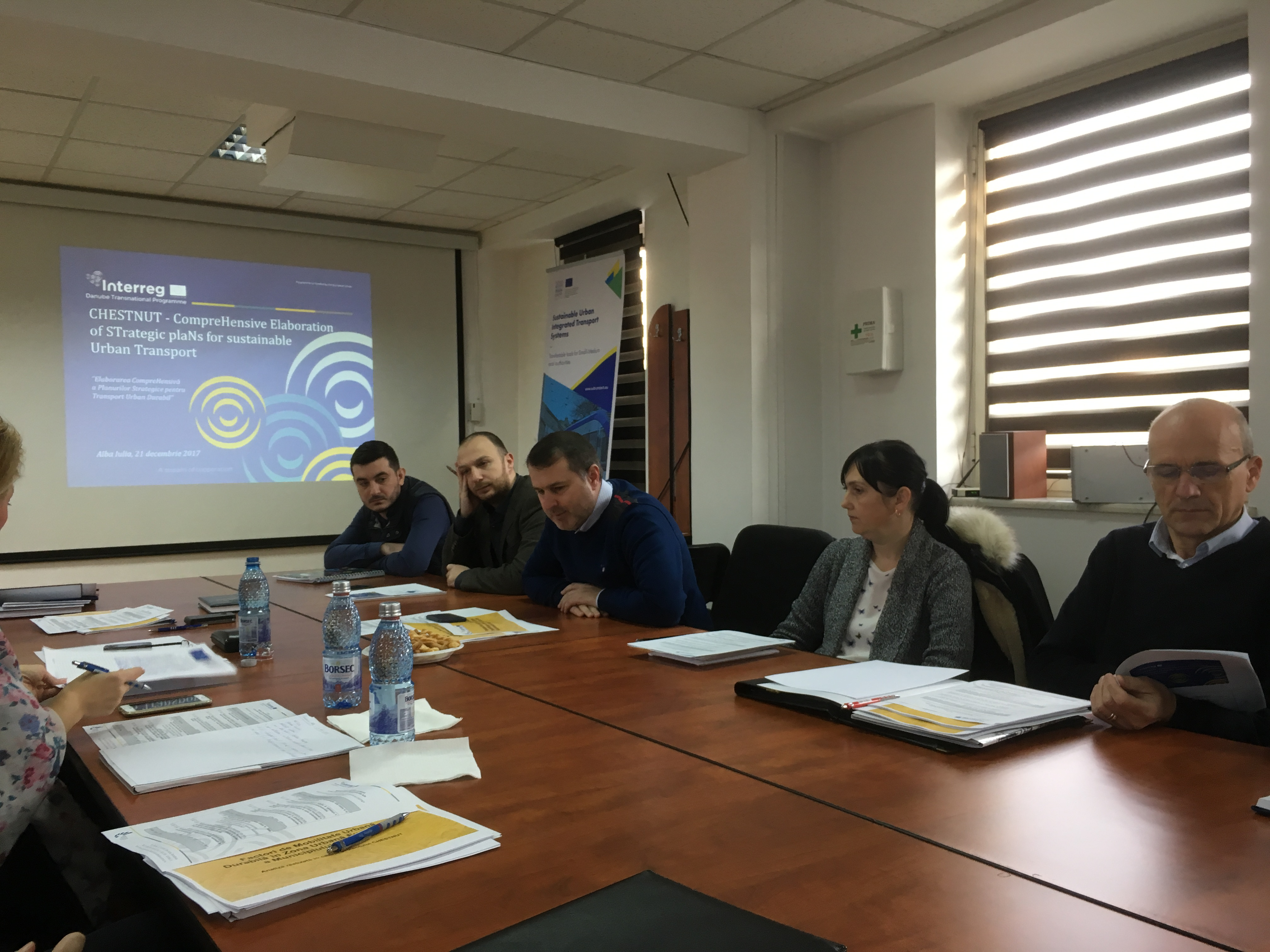 SUITS delivered insights on innovative financing, procurement and business models to Romanian stakeholders