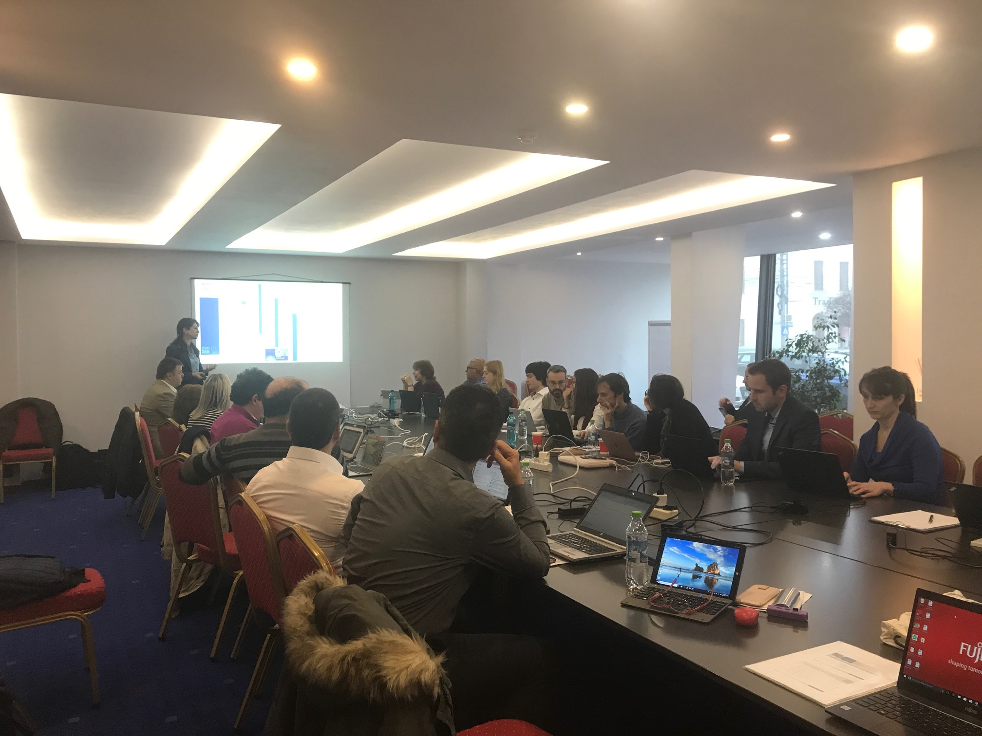 SUITS GA Meeting in Alba Iulia-Romania, 10-12 December 2019