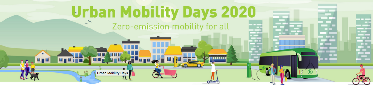 SUITS in Urban Mobility Days 2020, 2 Oct 2020, 11:30-13:00CET